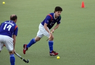 wouter-jolie-in-warm-up-session-of-3rd-place-match-of-hhil2013-at-ranchi