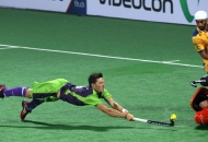 Delhi Waverider's player in action