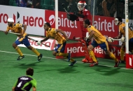 Delhi Waveriders vs Jaypee Punjab Warriors