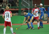 JPW vs DMM at Mumbai Hockey Stadium