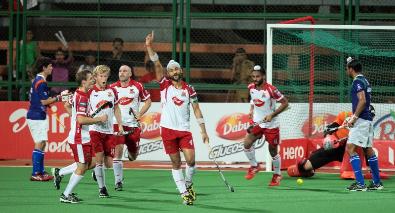 sandeep-celebrates-with-his-team-after-hitting-a-goal-against-upw