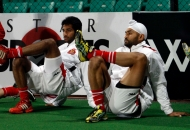mumbai-magician-team-during-warm-up-session-at-delhi-against-delhi-waveriders-match-on-26th-jan-2013-2