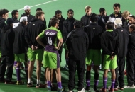 delhi-waveriders-team-during-warp-up-session-at-delhi-against-punjab-warriors-match-on-29th-jan-2013-3