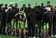 delhi-waveriders-team-during-warp-up-session-at-delhi-against-punjab-warriors-match-on-29th-jan-2013-3