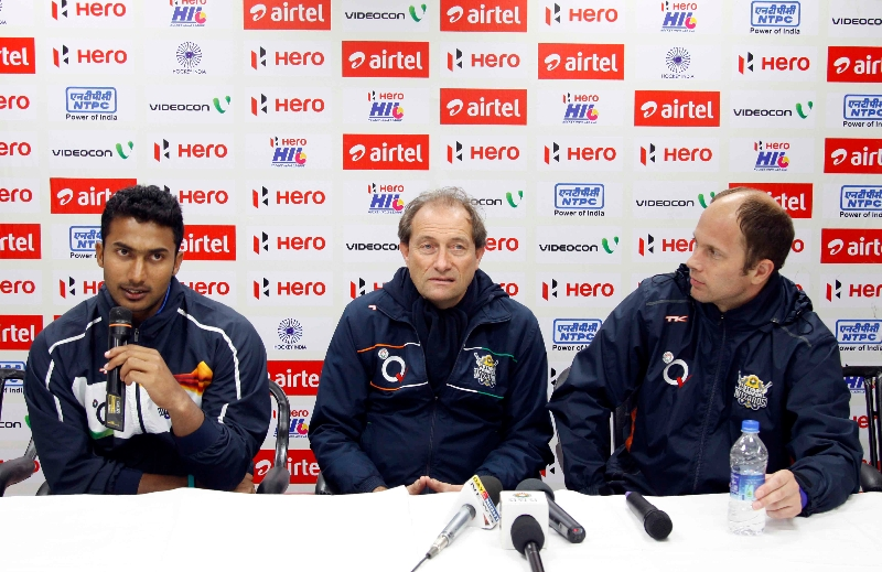 raghunath-captain-of-up-wizards-during-press-conference-after-match-against-punjab-warriors-at-jalandhar-on-17-jan-2013