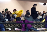 Punjab spectators before the match between UP Wizards vs Punjab Warriors at Jalandhar on 17th Jan 2013