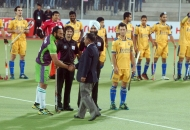 cheif-guest-wishing-the-team-before-the-match