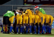 punjab-warriors-team-huddles-before-match-at-jalandhar-against-ranchi-rhinos-match-on-4th-feb-2013