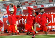 ranchi-rhinos-team-during-warp-up-session-at-jalandhar-against-punjab-warriors-match-on-4th-feb-2013-3