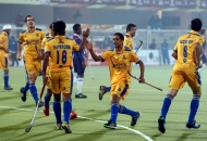 punjab-warriors-celebrating-their-first-goal-against-up-wizards-match-at-jalandhar-on-22nd-jan-2013-1