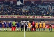 team-lineup-during-the-match-between-punjab-warriors-vs-up-wizards-at-jalandhar-on-22nd-jan-2013