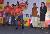 Launch of Ranchi Rays
