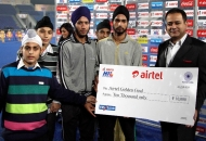Airtel Golden Goal Award