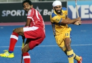 gurmail singh of JPW in action against DMM