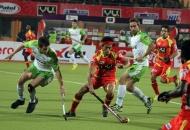 kothajit singh of RR in action against DWR