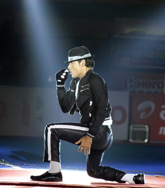 Opening Ceremony of Bhubaneswar Hockey Stadium on 28-01-2014