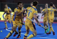 JPW celebrates after hit a goal against KL