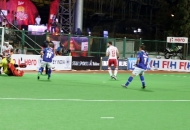 UPW skipper VR Raghunath hits the 1st goal for his team