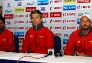 birendra-lakra-mortiz-furste-c-coach-gregg-clark-of-rr-after-post-match-press-conference
