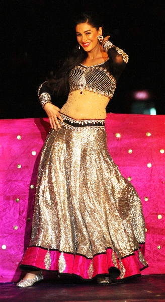 bollywood-actress-nargis-fakhri-during-in-opening-ceremony-in-their-hhil-2014-at-mohali-2