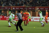 first-goal-during-11-match-of-hhil2013-at-ranchi-between-rr-and-dwr-1