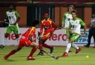 ranchi-rhinos-players-and-delhi-wave-riders-players-in-action-during-11th-match-of-hhil-at-astroturf-hockey-stadium-ranchi-on-date-23-jan-2013-5