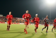 ranchi-rhinos-team-in-warm-up-session-during-24th-match-of-hhil2013-at-astroturf-hockey-stadium-ranchi-on-date-2nd-feb-2013-3