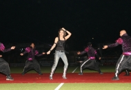 udita-goswami-performing-during-pre-match-event-organize-by-hockey-india-at-ranchi-hockey-stadium-on-date-18-012013