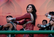 zarine-khan-performing-before-match-event-during-12th-match-hhil-2013-between-rr-and-upw-at-astroturf-hockey-stadium-ranchi-on-date-24-jan-2013-3