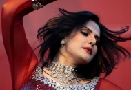 zarine-khan-performing-before-match-event-during-12th-match-hhil-2013-between-rr-and-upw-at-astroturf-hockey-stadium-ranchi-on-date-24-jan-2013