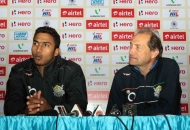 vr-raghunath-with-his-coach-after-post-match-press-conference-at-ranchi-on-9th-feb-2013