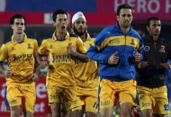 jpw-team-during-their-warmup-session-against-match-dwr-at-ranchi-before-2nd-semi-final-on-9th-feb-2013-3