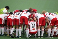 mumbai-magicians-team-huddles-before-match-at-lucknow-against-up-wizards-match-on-2nd-jan-2013