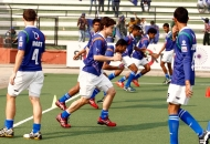 up-wizards-team-during-warp-up-session-at-lucknow-against-delhi-waveriders-match-on-3rd-feb-2013-3