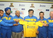 JAYPEE PUNJAB WARRIORS UNVEILS TEAM JERSEY 1