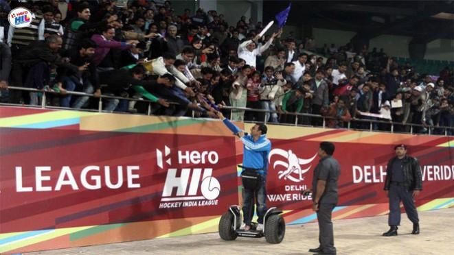 hockey india league live