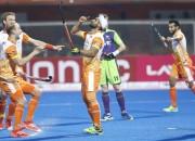 KL Players celebrate Gurjinder Singh's goal (1)