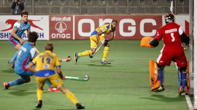 Tristan Clemons stars in Jaypee Punjab Warriors 1-0 win