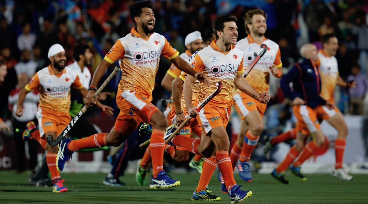 Kalinga Lancers beat Uttar Pradesh Wizards 4-3 in a dramatic penalty shootout