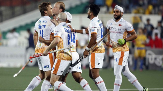 Kalinga Lancers register emphatic 7-0 win over Jaypee Punjab Warriors
