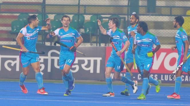 Uttar Pradesh Wizards climb to third spot with a 4-0 win against Ranchi Rays