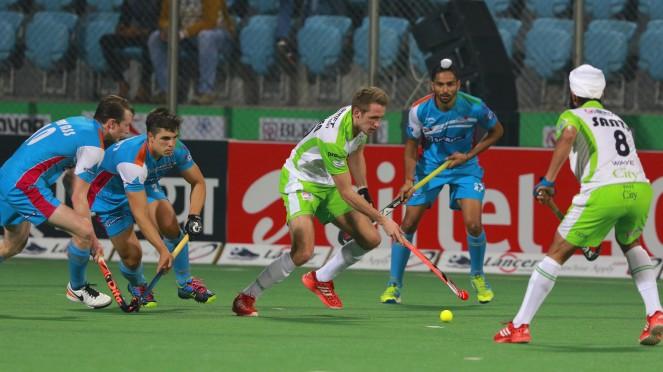 Uttar Pradesh Wizards hold Delhi Waveriders in a 1-1 draw